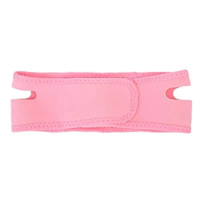 Facial Slimming Strap, V Face Line Belt Breathable Chin Lift Up Anti Wrinkle Sleep Mask Belt for Face Care Thin Neck Facelift Double Chin(Pink) from