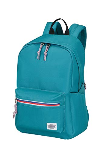 American Tourister Upbeat Casual Daypacks, L (42,5cm - 19,5L), Turquoise (Teal)