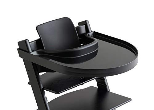 PlayTray Tisch, Passend Für Den Tripp Trapp Hochstuhl, Schwarz