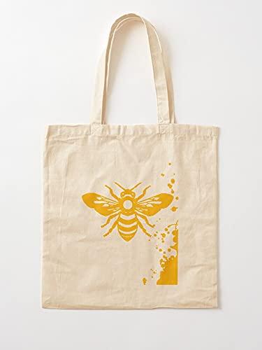 Night Bee Fantasy Morgenstern Starless Erin Bestselling The Sea Circus Book Fiction   Einkaufstaschen aus Segeltuch mit Griffen, Einkaufstaschen aus robuster Baumwolle