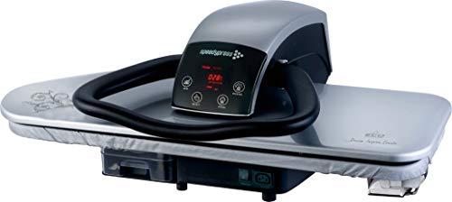 Speedypress - Pressa da stiro a vapore 91HD, professionale, resistente, 91 cm (attacco per ferro da stiro, filtro per acqua anticalcare, copertura di ricambio e fondo in schiuma)