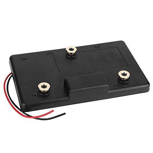 Mugast camera batterijplaat, A-GP batterij adapterplaat voor Anton Bauer Mount batterij voor DSLR camera Ring D-Tap DIY
