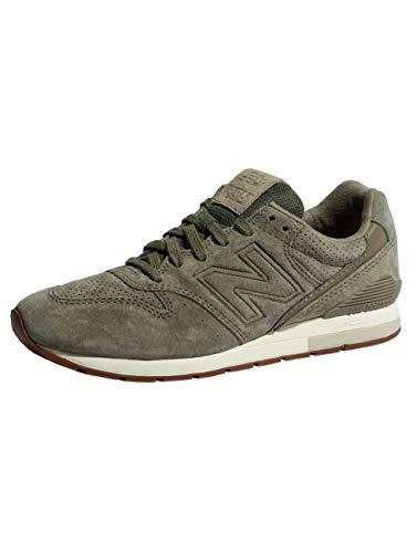New Balance Unisex MRL996-LO-D Sneaker, Rot