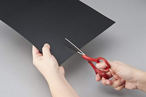 『リマーク かばんの底板 2枚組 ハサミで簡単に切れる ブラック』の4枚目の画像