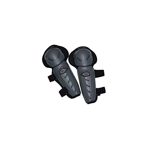 Troy Lee Designs Youth Knee Guards OSFM Gray