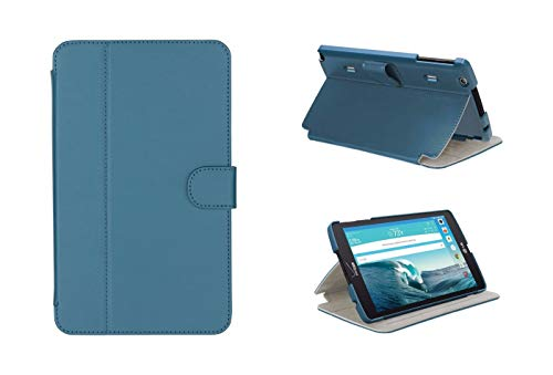 Verizon Folio Case for LG G Pad X8.3 - Blue