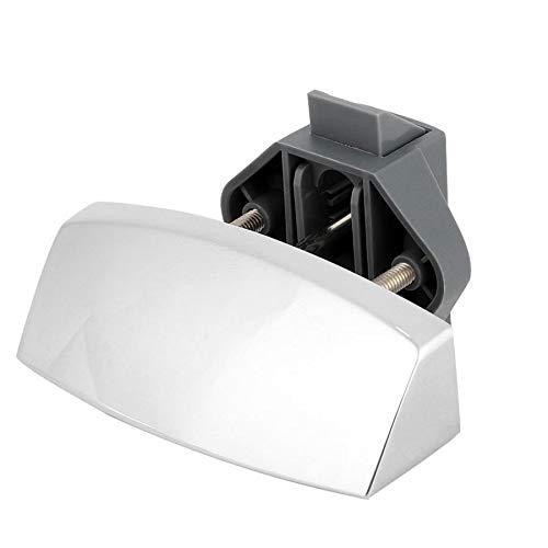 W.Z.H.H.H Chrome Ajuste for Camping RV cajón del gabinete de Tipo Push pestillo de Accesorios de automóviles Cerradura del Coche manija de Empuje for Puertas de Muebles