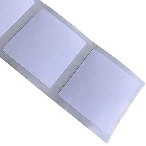 YARONGTECH ISO 15693 HF RFID Buch Tag Bibliothek Etiketten - NXP iCode SLIX (20 Stück)