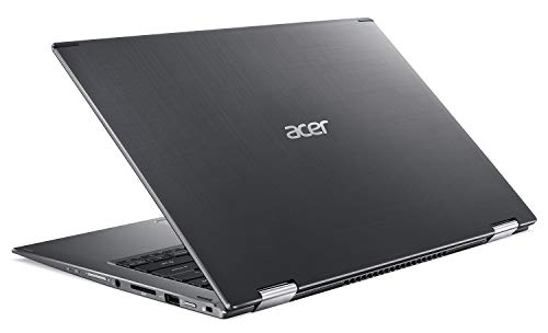 """Acer Spin 5 SP513-53N-53Y5, Convertible Laptop, 2-in-1, 13.3"""" Full HD Touch, 8th Gen Intel Core i5-8265U, Alexa Built-in, 8GB DDR4, 256GB PCIe SSD, Windows 10"""