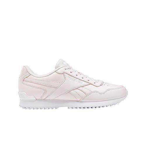 Reebok Royal Glide RPLCLP, Zapatillas de Running Mujer, GLAPNK/Blanco/Blanco, 41 EU