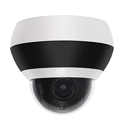 Save %30 Now! LEFTEK Dome Camera Star Light Security Camera AHD/TVI/CVI/CVBS RS485 HD Analog Ultra H...