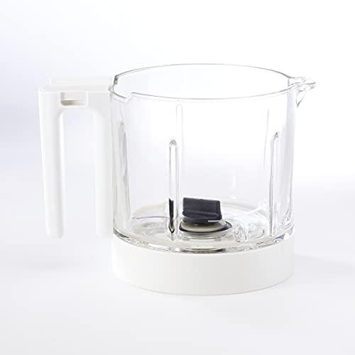 BÉABA - Jarra De Cristal de Repuesto Para Babycook Néo, Blanco