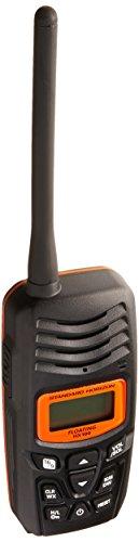 Standard Horizon HX100 Standard HX100 Handheld VHF Marine Radio, Set of Two.