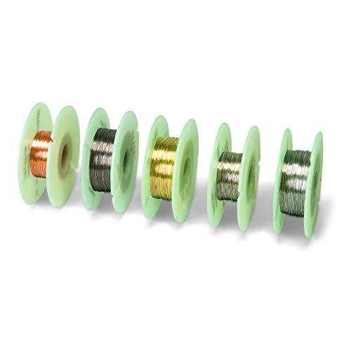 3B Scientific U8495505 Filo di Cromo/Nichel, 0.3 mm/100 Metri