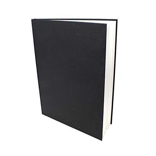 Artway A4 Skizzenbuch, Papier, Schwarz, Hochformat