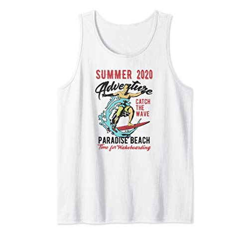 Wakeboarding,Sommer 2020,Wassersport,Wakeboard Outfit Fun Tank Top