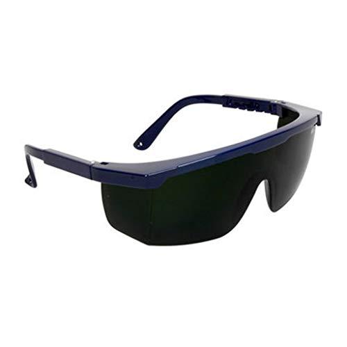 WRHNE Schweißbrillen, Schweißer Argon Lichtbogenschweißen Gaslöten Schweißbrillen Anti-Arc Light Glare Schweißen Schutzbrillen