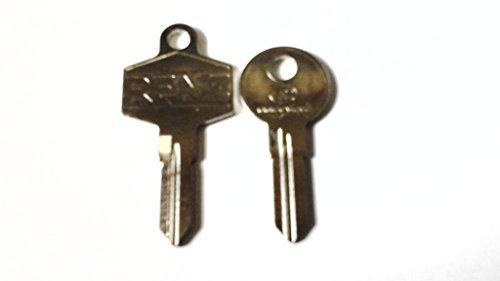Ersatzschlüssel für Renz Original Briefkastenschlösser Code Serie ER1-500