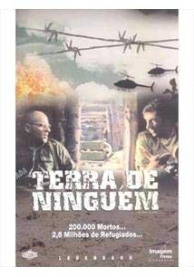 DVD Terra De Ninguém - Danis Tanovic