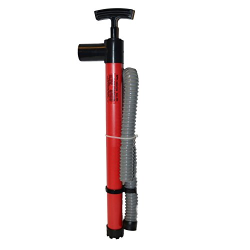 Johnson Pumps 20195 Hand Pump with Hose, 18-Inch