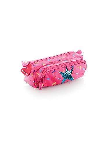 Agatha Ruiz De La Prada Miquelrius Caramelos Kinder-Rucksack 23 centimeters 0.4 Pink (Rosa)