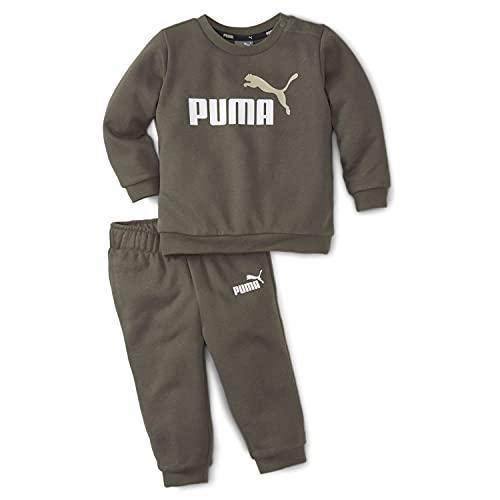 PUMA Unisex Kids 846141-44_86 Tracksuits, Green, 62