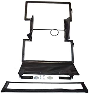 All Weather Enclosure Replacement Door, New Holland Skid Steer Loaders L120, L125