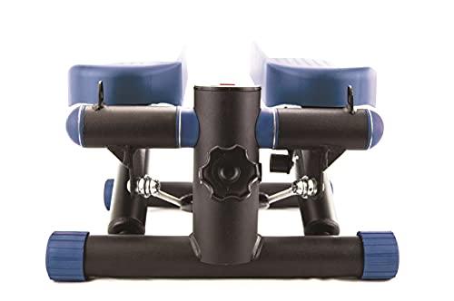 Jocca 6307 - Máquina de Step Stepper con cintas de entrenamiento