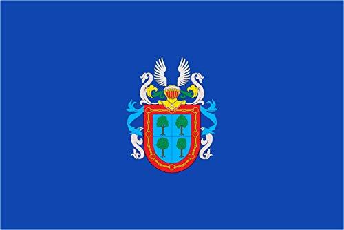 magFlags Bandera XL Municipio de Barañáin Navarra-España | Bandera Paisaje | 2.16m² | 120x180cm
