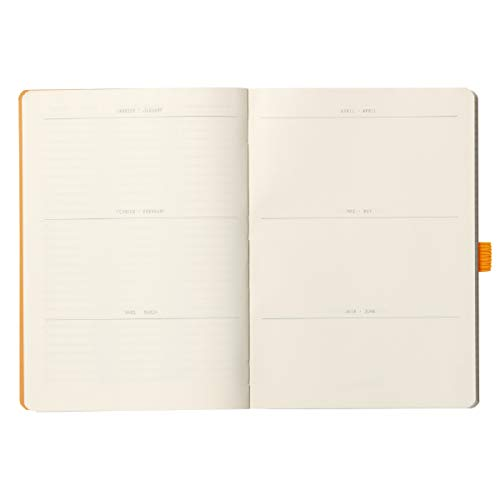 Rhodia Goalbook Journal, A5, Dotted - Black Photo #4