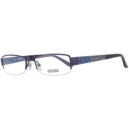 Guess  GU2391 51O24 Guess Brille Gu2391 O24 51 Rechteckig  Brillengestelle 51, Violett