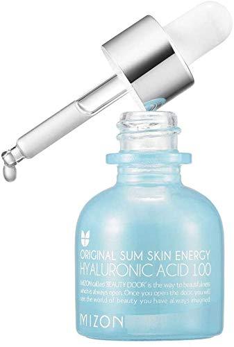 [Mizon] Ácido hialurónico 100 (30 ml) Suero Antienvejecimiento y Antiarrugas, Rejuvenece y Revitaliza la piel, Cosmético Coreano {Hyaluronic Acid 100}