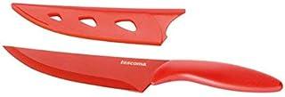 Tescoma Cuchillo Cocinero Antiadherente 13CM Presto Tone, Multicolor