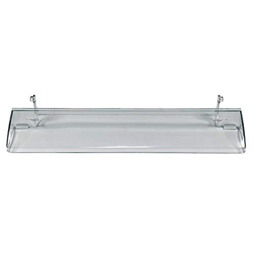 Tapa Cubierta Cubierta Placa de cubierta Compartimento frigorífico Compartimento de alimentos Refrigerador para Bosch Siemens 663468