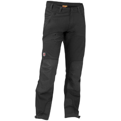 Fjällräven Älv Trousers, Size:44;Color:Black (550)