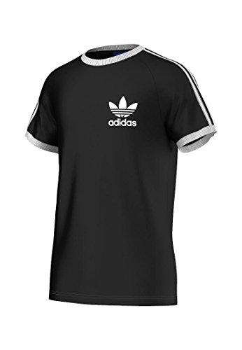 adidas Herren T-Shirt Originals Sport Essentials Tee, Black, L, S18423