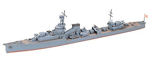 タミヤ 1/700 ウォーターラインシリーズ No.319 日本海軍 軽巡洋艦 夕張 プラモデル 31319