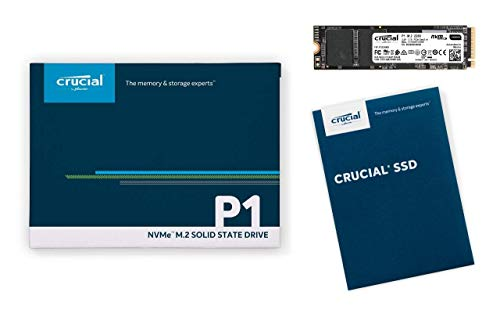 CFD『CrucialP1シリーズM.2SSD』