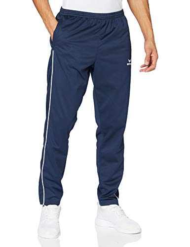 erima Herren Polyesterhose Shooter 2.0, new navy/weiß, XL, 1100719