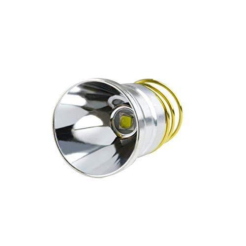 LUXNOVAQ Lampadine per torcia XM-L2 Lampadina a LED Ricambio P60 Design integrato Modulo 1200LM 1 Modalità Lampada Lampadina Torcia Riparazione di parti per Surefire Hugsby C2 G2 Z2 6P 9P G3 S3 D2ecc