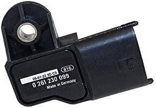KeoKasu - Original MAP Sensor Intake Air Pressure Sensor 37830-PWE-G01 for Honda Jazz Civic Stream 0261230099 For Chevrolet Chery Polaris