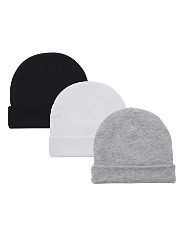 Century Star Baby Cotton Hats for Boys and Girls