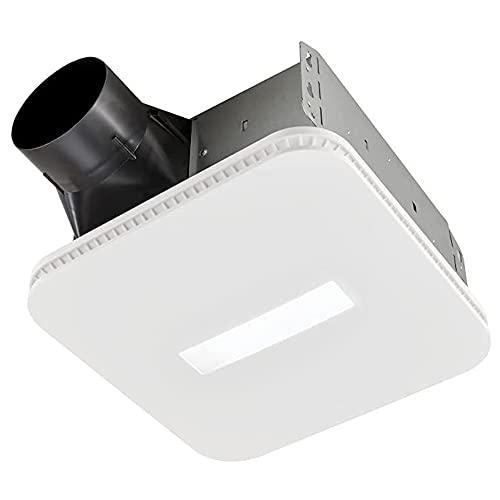 Broan-NuTone AER80CCTK Bath Fan, 80 CFM, White