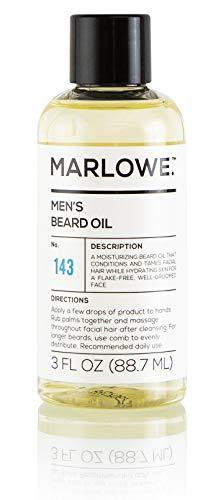 MARLOWE. Beard Oil Conditioner for Men No. 143 |...