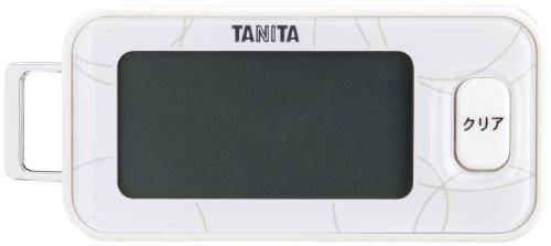 『タニタ(TANITA) 3Dセンサー搭載歩数計 白 FB-731-WH』の1枚目の画像