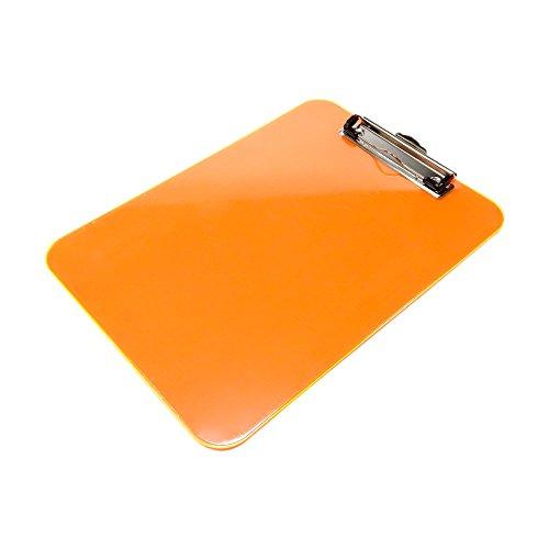 Pryse 2350012 - Tablero clip, color naranja