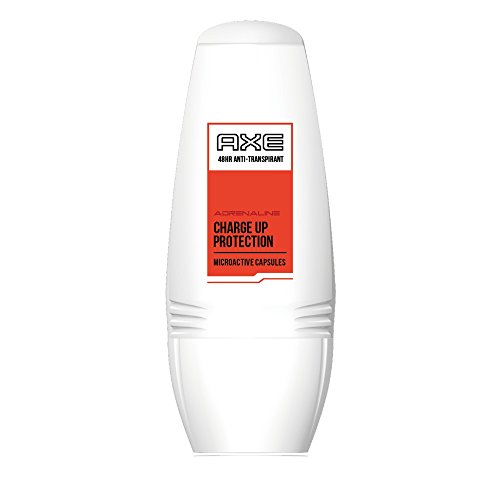 AXE ADRENALINE PROTECTION DESODORANTE 50ML ROLL-ON