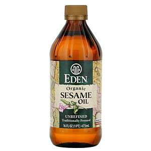 National products Eden Ranking TOP4 Foods Oil Sesame Org