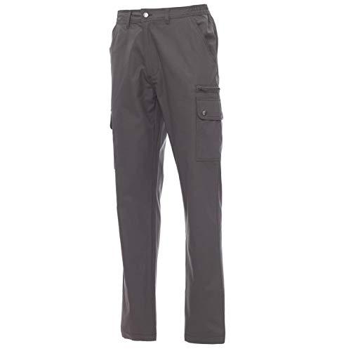 CHEMAGLIETTE! Pantaloni da Lavoro Uomo Estivo 100% Cotone Multi Tasche Payper Forest Summer