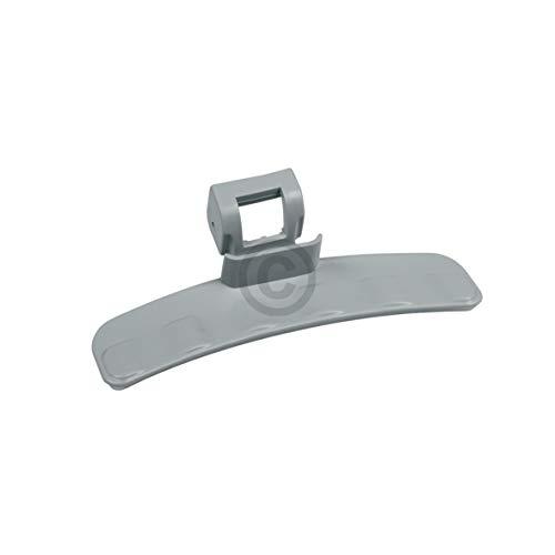 Maniglia per porta Samsung lavatrice grigio originale DC6401524A DC64-01524A ABS Y.F. 4x4